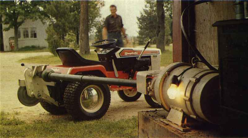 Wheel Horse Garden Tractor With Pto And 3 Point : Garden tractors with rear pto inspiration
