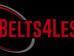 V Belt End of Year Sale