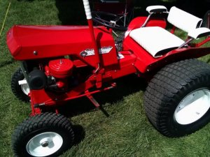 Tractor of the Month June 2017