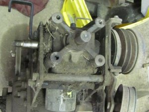 What to salvage on a Allis 917 rear end