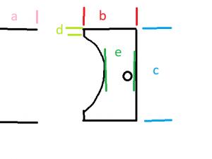 """32"""" tiller belt release guard dimensions ?"""