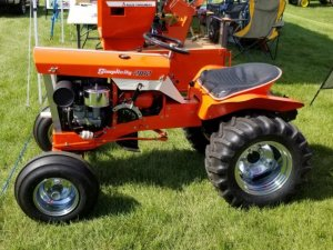 2021 Garden Tractor Daze in Portage, WI Show Pics