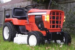 Repower with a Continental 4 cyl? - Talking Tractors