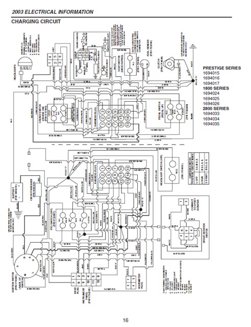 2003PrestigeWire.77b27a0857b3f0360b5fed29df5a35e5 replace wiring harness talking tractors simple tractors Simplicity Lawn Tractor Wiring Diagram at love-stories.co