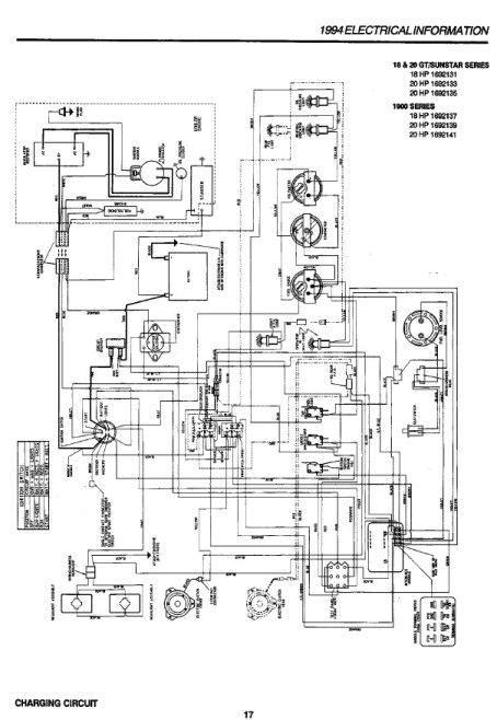 agco allis 1920h sunstar wiring diagrams talking tractors rh simpletractors com Guitar Wiring Schematics Ford Wiring Schematic