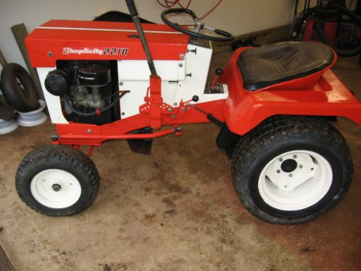 B110 not starting - Talking Tractors - Simple trACtors