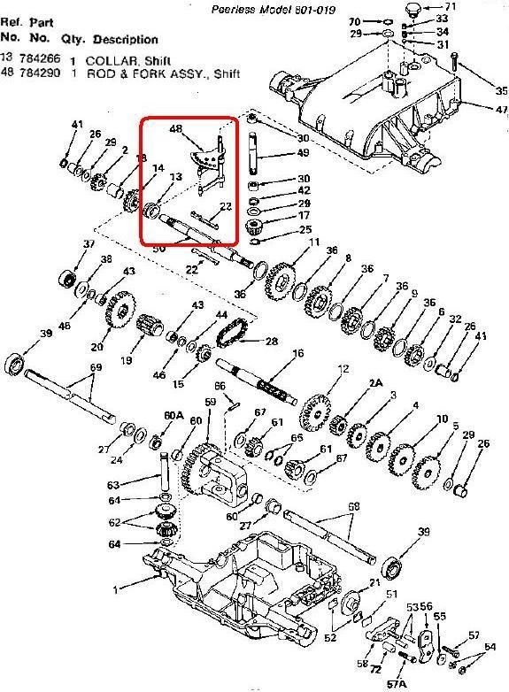 Transaxle problems    - Talking Tractors - Simple trACtors