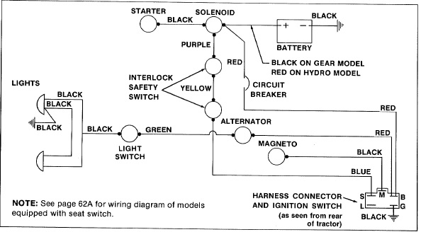 Wiring Diagram 5212 5 Service Manual Talking Tractors Simple Tractors
