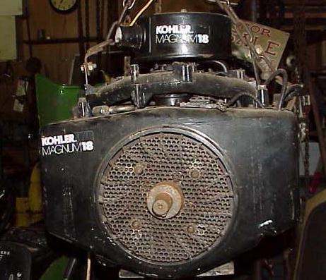 Magnum 18 Kohler - Talking Tractors - Simple trACtors