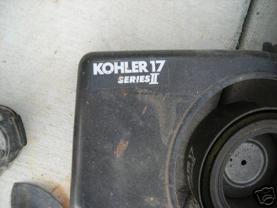Kohler KT17-19 series 2-why do they break rods??? - Talking Tractors