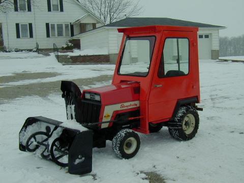 Sunstar homemade cab Talking Tractors Simple trACtors – Garden Tractor Cab Plans