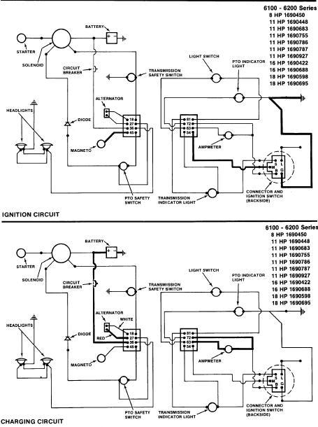 Simplicity 6118 Wiring Diagram