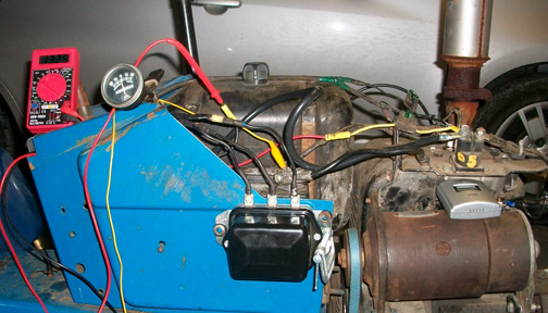 Starter generator wiring talking tractors simple tractors i started the tractor and got 1450 to 1475 volts so it is charging now then three more things happened 1 sg got warm to hot cheapraybanclubmaster Image collections