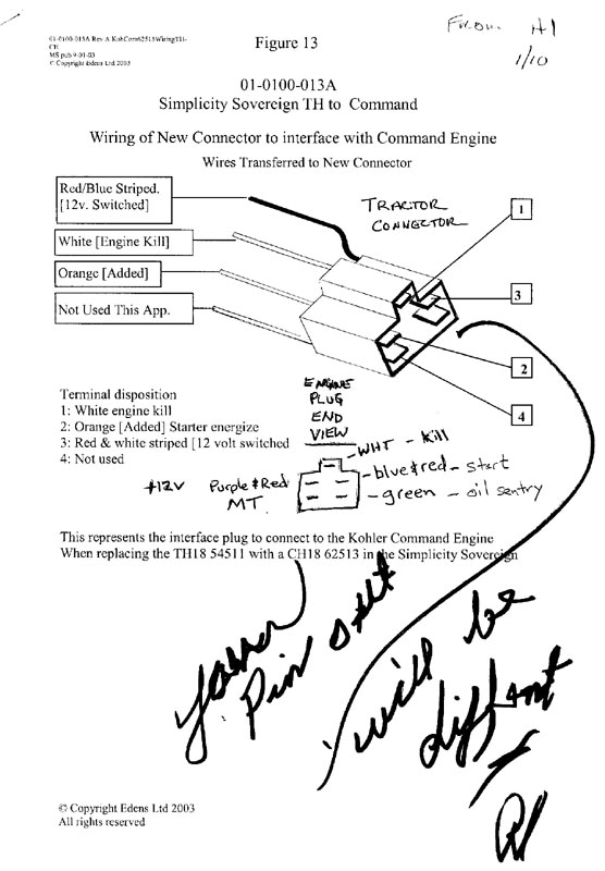 kohler ch20s wiring diagram   27 wiring diagram images
