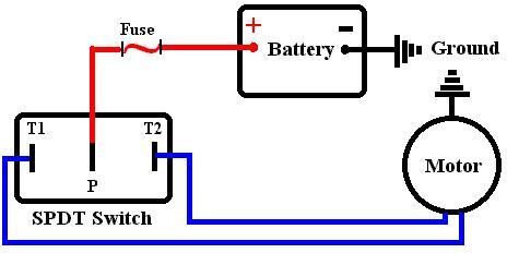 WiringDiagramSPDTSwitch.c076a2b265a843885a79e918f0b40496 electric spout \