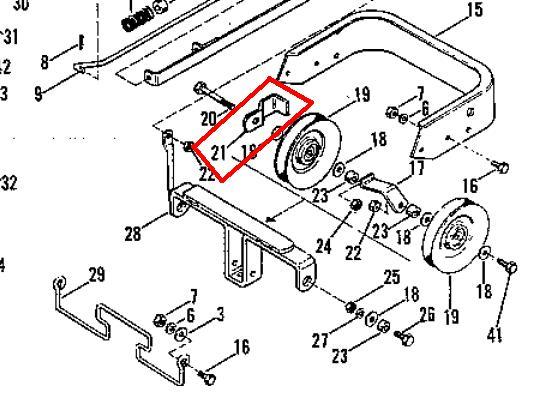 728 Belt Problem