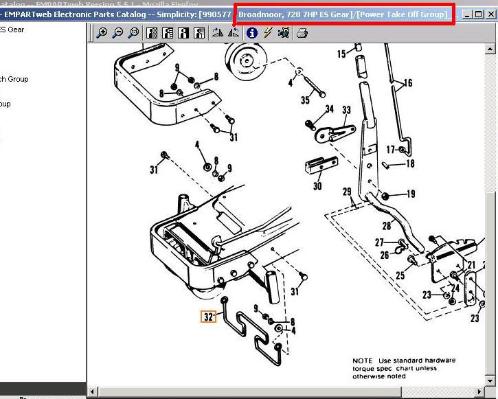 728 belt problem - Talking Tractors - Simple trACtors