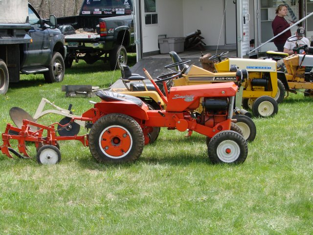 Tractor Shows
