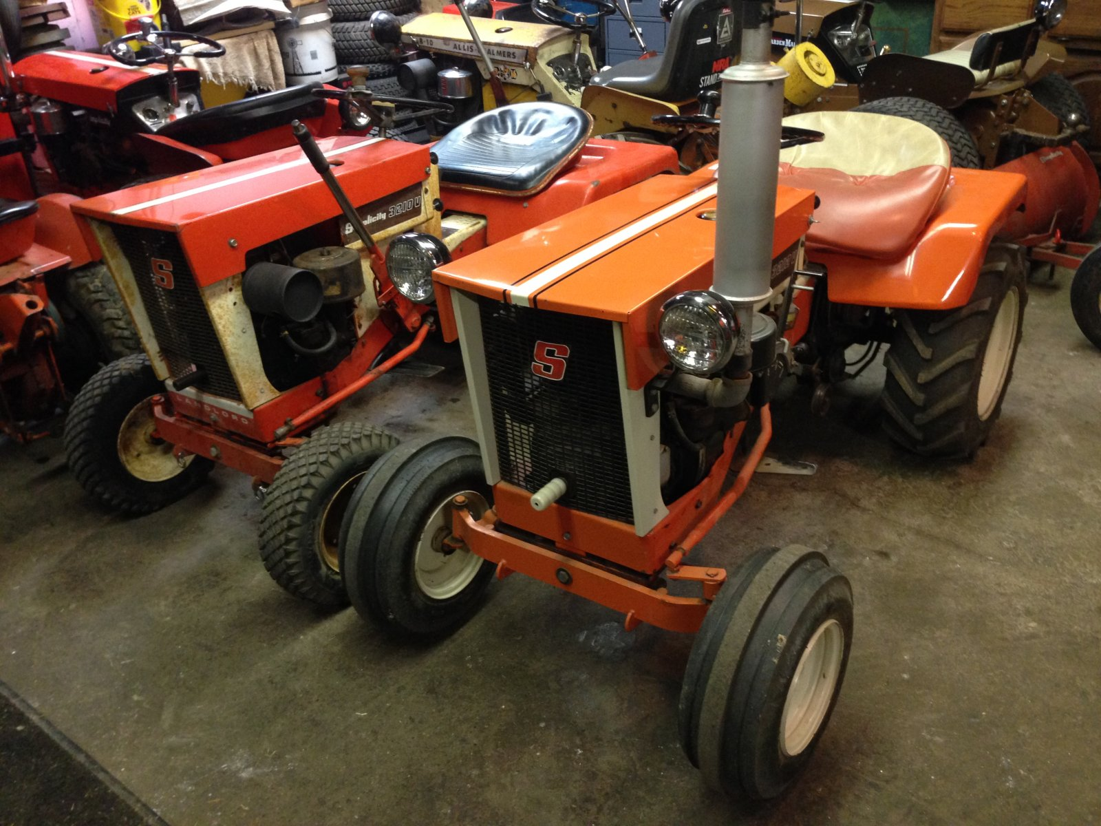 Tractor of the Month - December 2016 - Show & Tell - Simple trACtors
