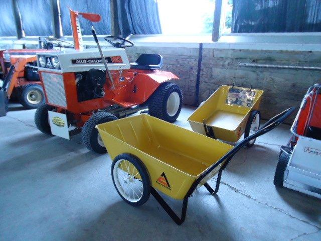AC Garden Cart