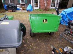 Mark's tractors