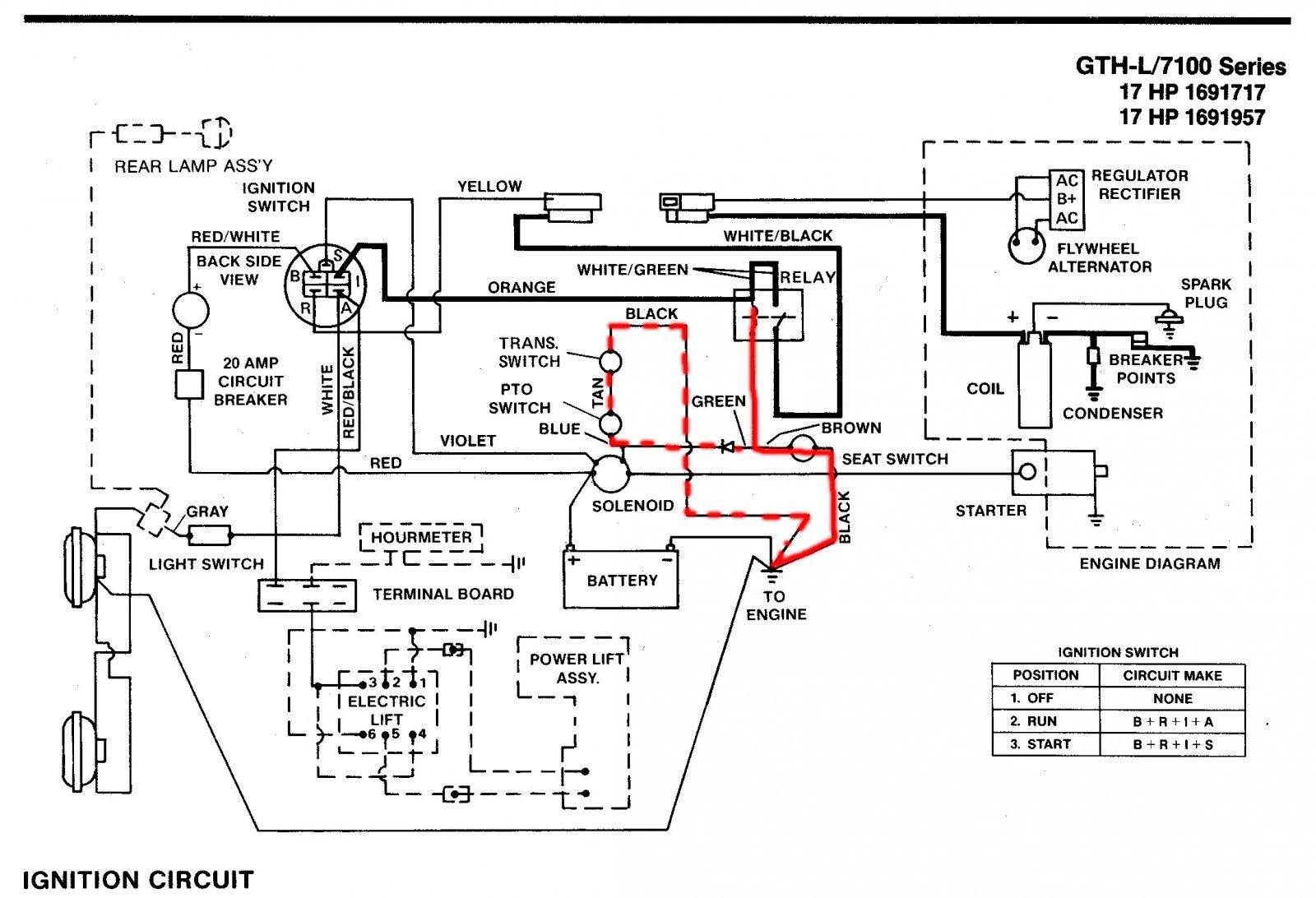 Sovereign Trans  Interlock Switch