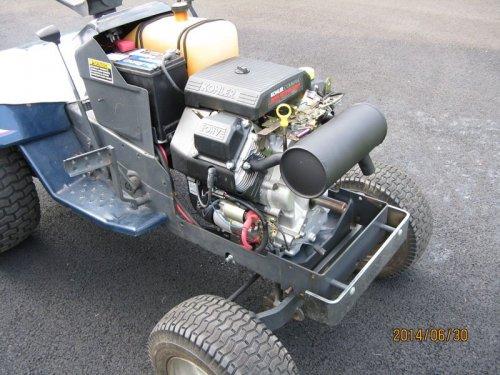 Kohler Triad Replacement - Command - Engine Repair